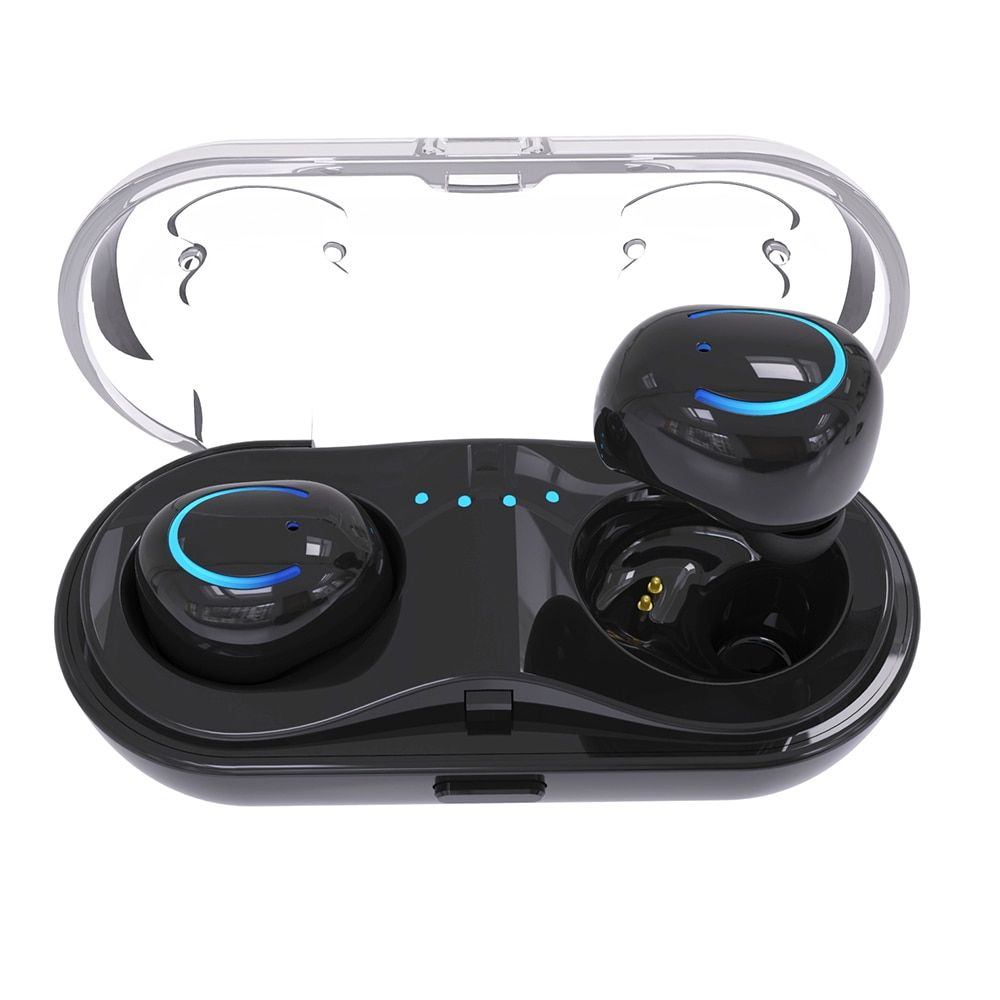 Q13 tws Bluetooth Headset 5,0 Wireless Mini Bluetooth Headset Stereo Bluetooth Ladestation für Samsung Huawei xiaomi iphone
