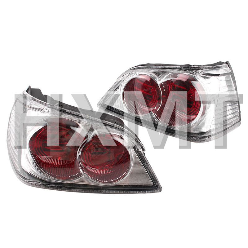 Motorcycle Tail Light Brake Turn Signals Indicator Lens Covers For Honda Goldwing GL1800 Gold wing GL 1800 2001-2011 2002 2003