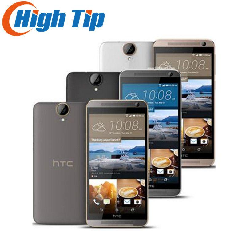 HTC One E9+ Original E9 Plus E9pw 4G LTE Mobile Phone 5.5 inch MTK Helio X10 Octa Core 3GB RAM 32GB ROM 20MP SmartPhone
