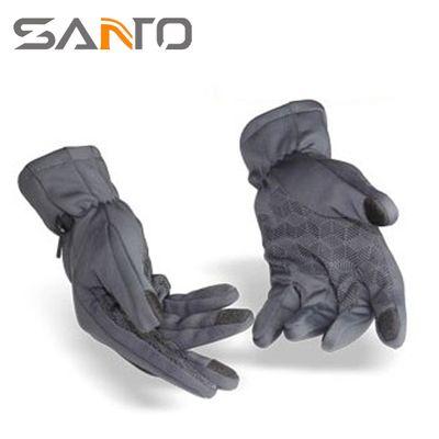 SANTO G-63  Winter Warm Outdoor Sports Full Finger Gloves Fleece Climbing Cycling Racing Waterproof waterproof Gloves