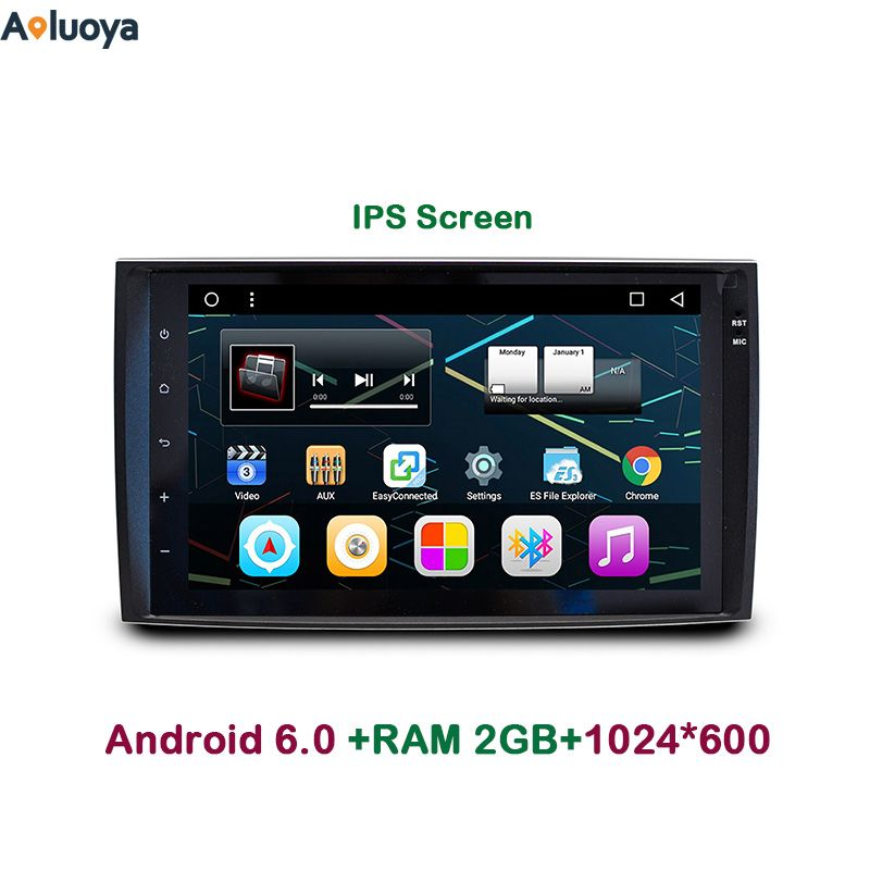 Aoluoya 9 INCH IPS 2GB RAM Android 6.0 Car DVD RADIO GPS Navigation FOR KIA Borrego Mohave 2008-2015 Audio Video player WIFI DAB