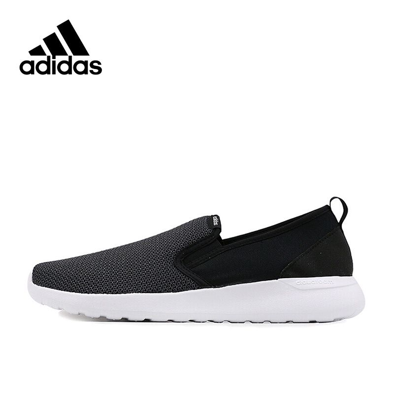Authentic New Arrival 2017 Adidas NEO Label LITE RACER Men's Skateboarding Shoes Sneakers