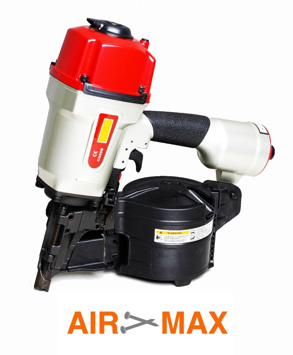 AIR INDUSTRIAL COIL NAIL GUN CN90B (not include the customs tax)