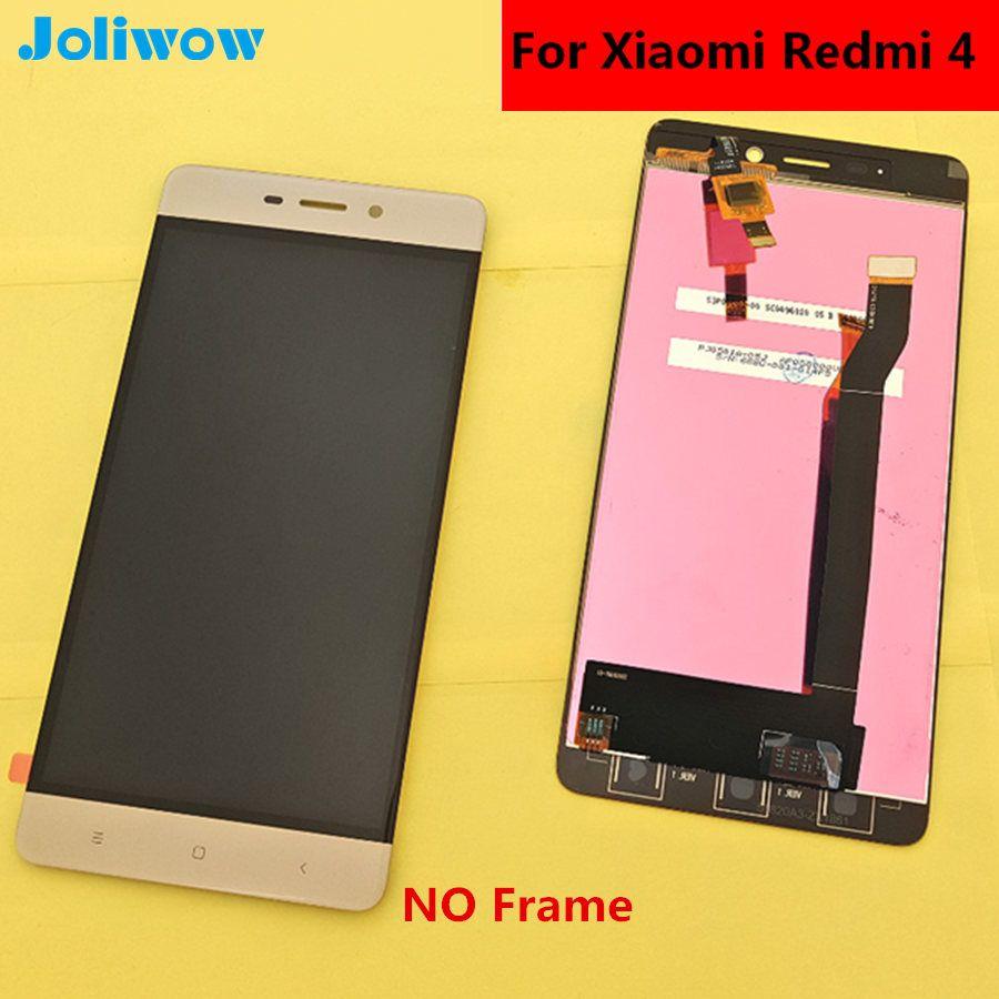 Testé! Pour Xiaomi Redmi 4 2 GB RAM 16 GB ROM écran LCD + accessoires de remplacement d'écran tactile