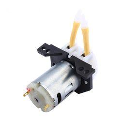 1Pcs DC 12v D2 Small Dosing Pump Water Pump 2mm DIY Peristaltic Tube Head For Aquarium Lab Lab Water