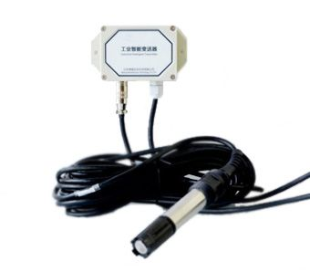 Echtzeit Gelöst Sauerstoff Transmitter Konverter RS-485 Modbus RTU 4-20mA 0-5 V mit Austauschbare senso TUN elektrode sonde