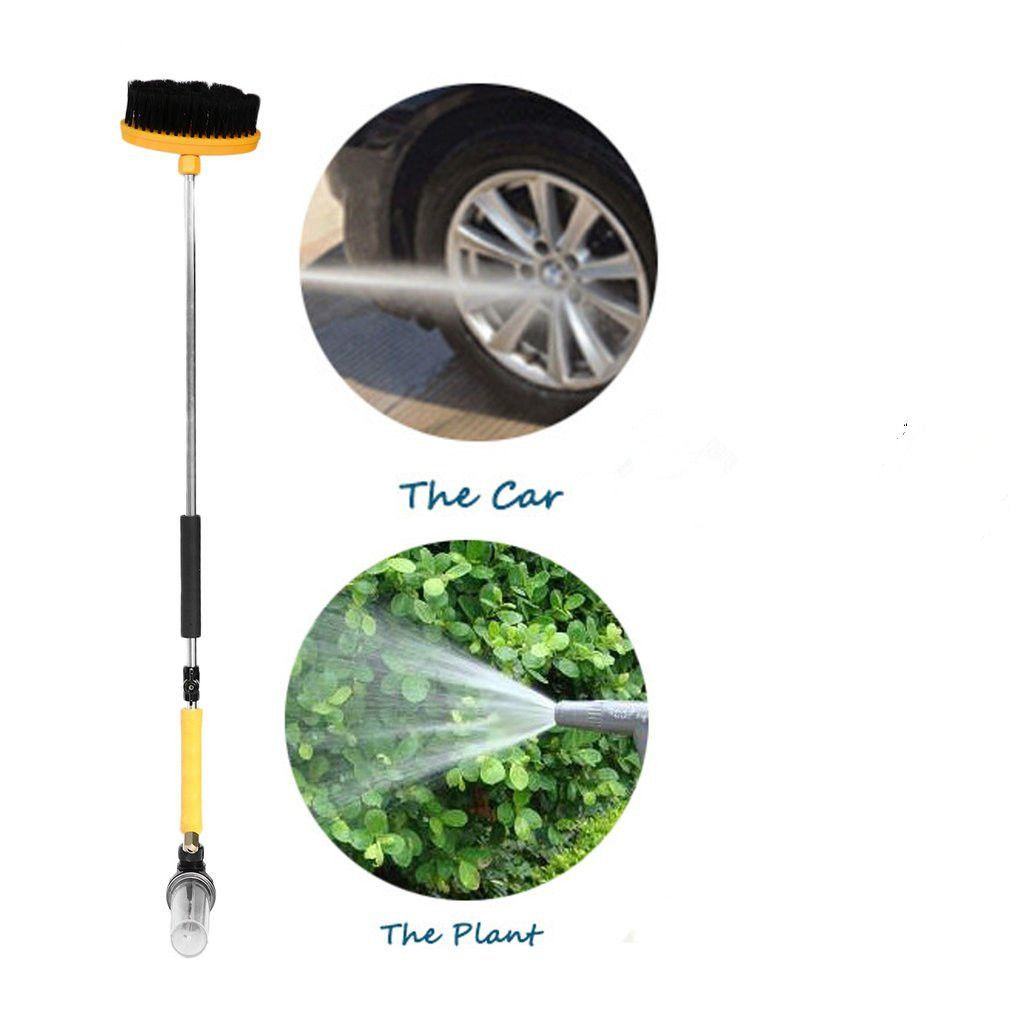 New Car Cleaner Washing High-pressure Water Gun Professional Brush Portable Car Washer Effort-saving Water Zoom easy and quick