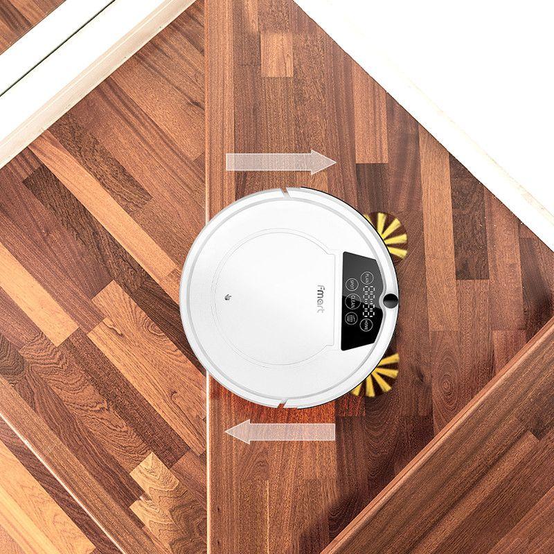 Roboter-staubsauger Fmart Neue Produkt FM-320 Intelligente Sweep und Mopp für zu hause WIFI APP Steuerung Smart Geplant