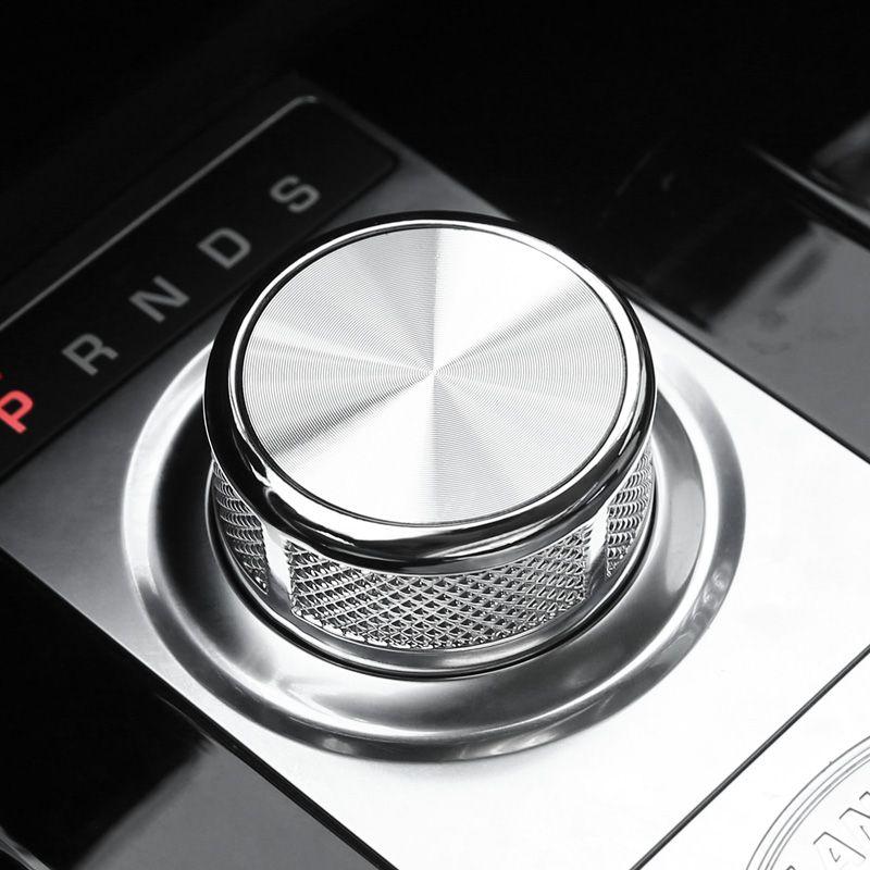 Lsrtw2017 aluminium legierung auto getriebe knob ersatz für land rover discovery sport range rover sport L405 L494 evoque entdeckung 5