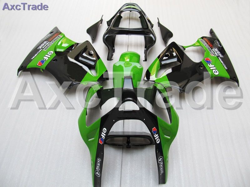 Bodywork Moto Fairings FIT For Kawasaki Ninja ZX6R 636 ZX-6R 2000 2001 2002 00 01 02 Fairing kit Custom Made High Quality ABS