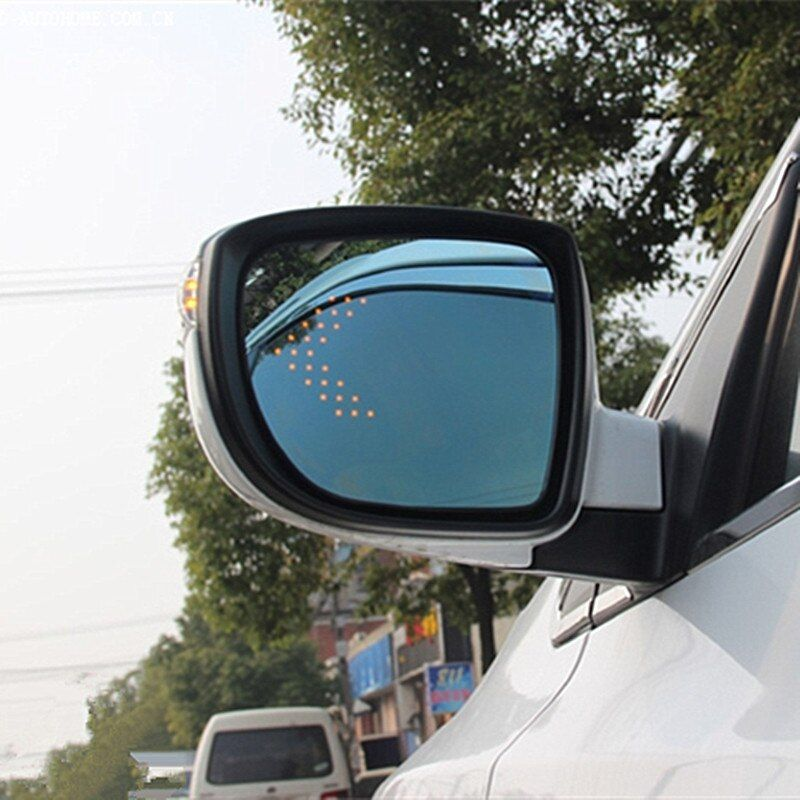 Leistung Erhitzt Blau Weitwinkel Anblick Seite Rückansicht Spiegel Gläser Für Hyundai IX35 2009-2015