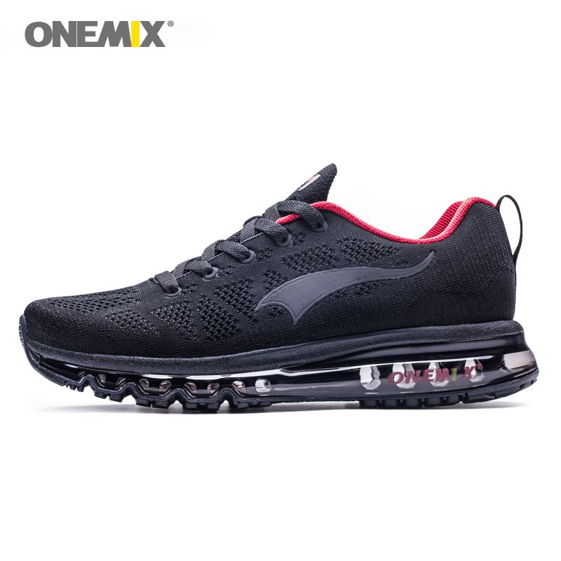 ONEMIX 2018 running shoes for men light women sneaker music rhythm upgraded soft Deodorant insole for outdoor athletic jogging