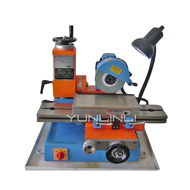 600 Universal Werkzeug Schleifen Maschine 220 V/380 V Kleine Oberfläche Grinder Fräsen Cutter zu UK