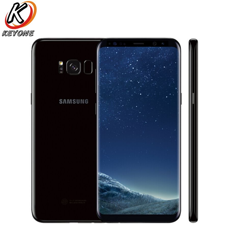 New Samsung GALAXY S8+ S8 plus G9550 4G LTE Mobile Phone 6.2