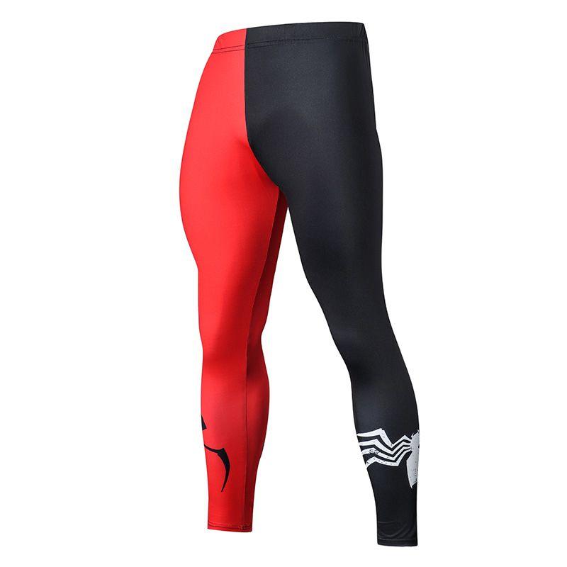 2019 Compression Pants Running Tights Men Training Pants Fitness Streetwear Leggings Men Gym Jogging Trousers Sportswear Pants