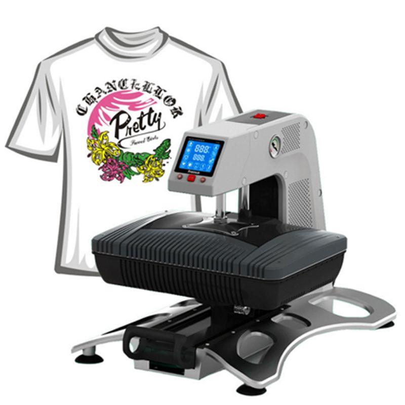 ST-420 3D Sublimation Drucker 3D Vakuum Hitze Presse Maschine T-shirt Druck Maschine Wärme Transfer Telefon Fall Becher Platte
