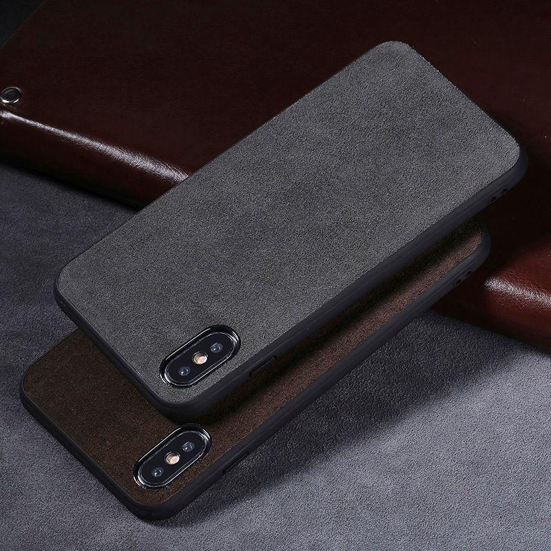 Phone Case For Xiaomi Mi 8 lite A1 A2 lite Mix 2S Max 3 case Suede Fur Soft Cover For Redmi Note 5 6 Pro case