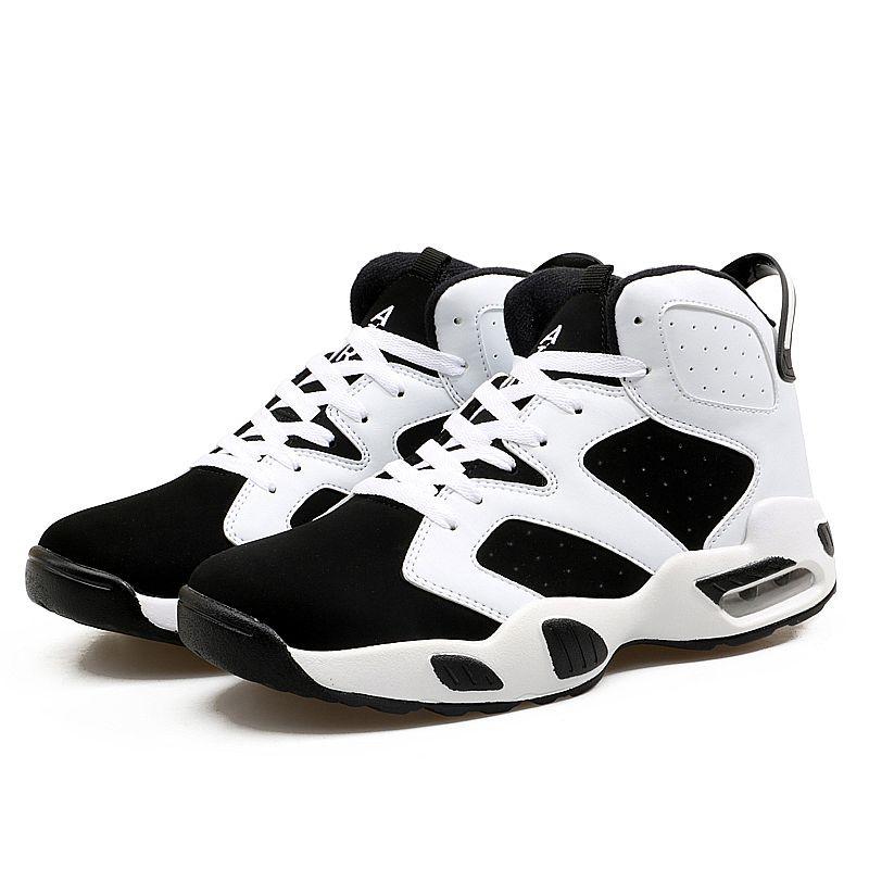 Boys Cushioning Basketball Shoes High Popular Air Sole Comfortable Sneakers Outdoor Cheap Sport Boots basquete jordan retro Men