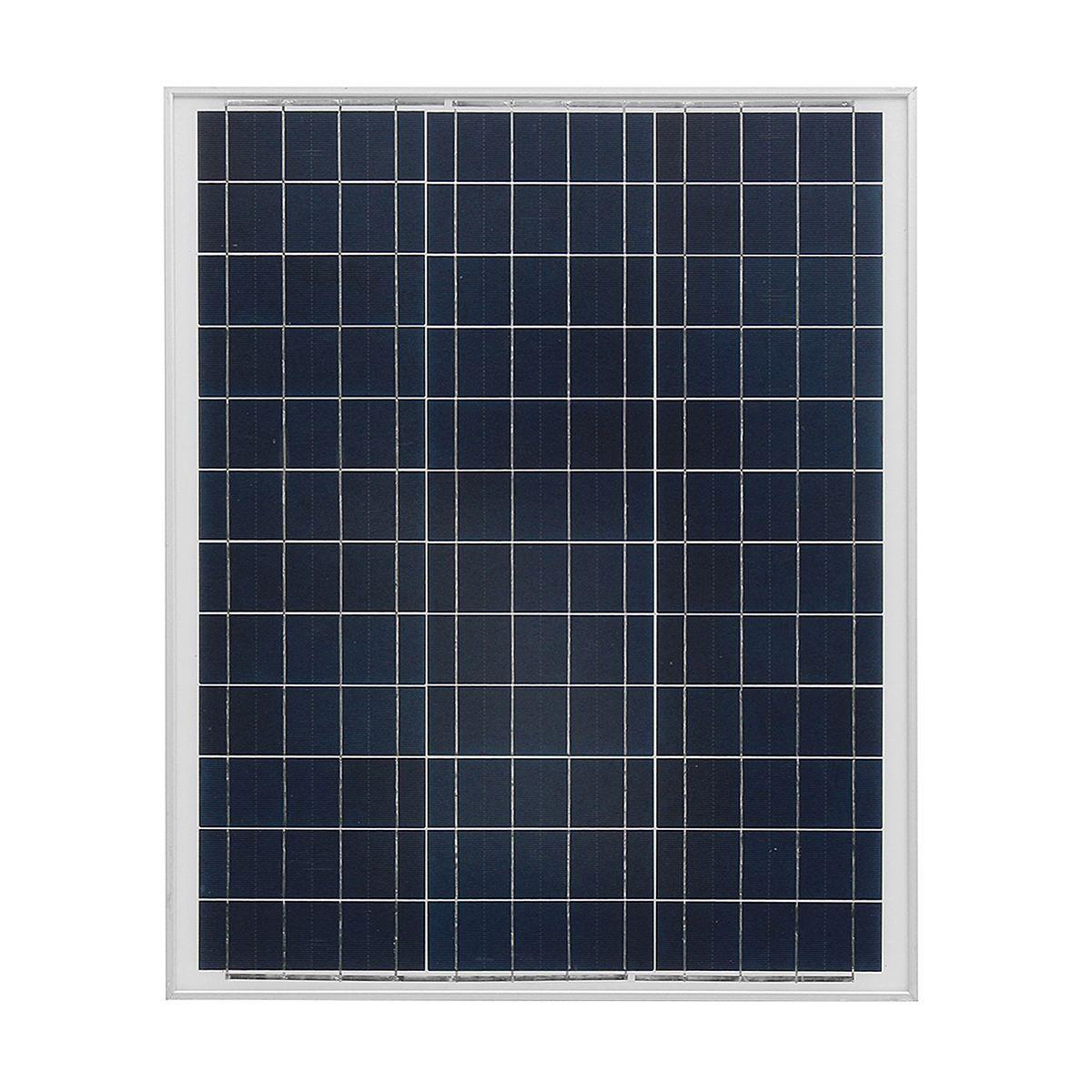 LEORY 40 watt 18 v Polykristalline Silizium Solar Panel Mit Glas Lagerplatte Geeignet Für Verschiedene Umwelt Als Auto Batterie