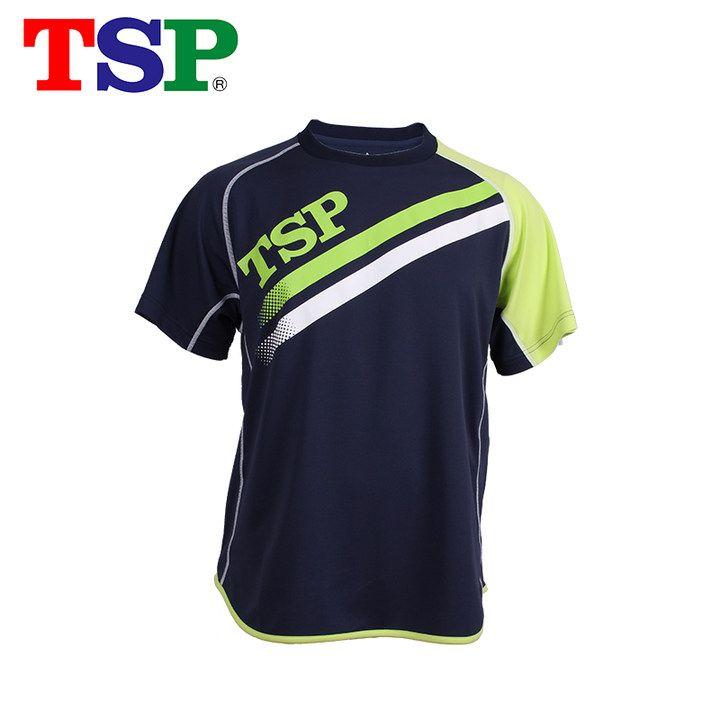 TSP Klassische 83502 Tischtennis Trikots T-shirts für Männer/Frauen Ping Pong Tuch Sportswear Training T-Shirts