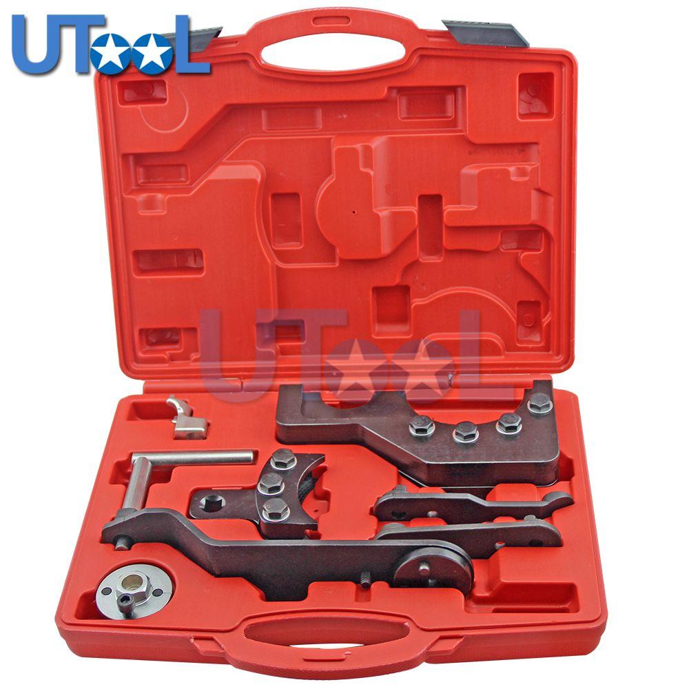 UTOOL Diesel Motor Timing Werkzeug Set Für VW Touareg Transporter 2.5TDI PD Und 4.9D/TDI Kette Stick