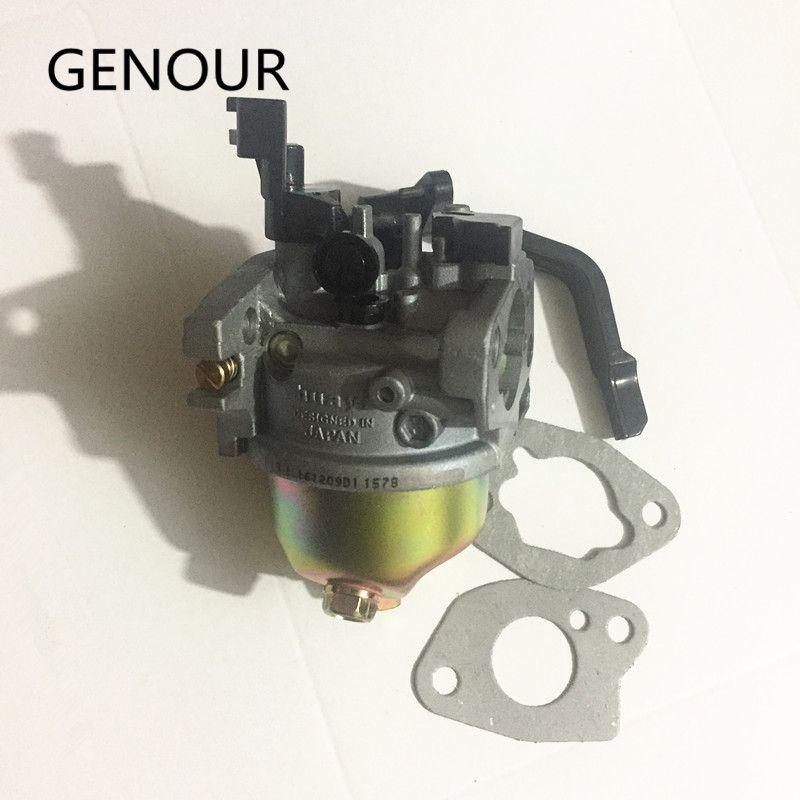Haute qualité Carburateur Huayi marque pour 2KW-3KW GX160 GX200 essence Générateur, 2.2KVA 5.5HP 6.5HP 168F Générateur Carburateur