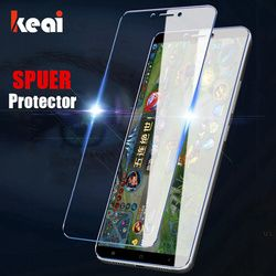 9 h para Xiao mi A1 vidrio 6 mi 5 mi 6 rojo Mi 4 4A 4 pro protector de pantalla para rojo mi 5a 5 plus película endurecida
