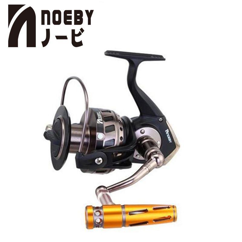 NOEBY Fishing Reel 4.1:1 INFINITE 7000/9000 Reels Carp Spinning Reel Fishing Tackle Pesca Carretes De Pescar Feeder Coil