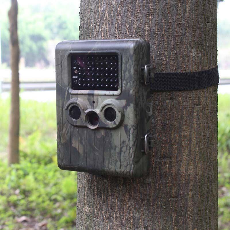 12MP HD Wildlife Trail Camera 940nm Black Led Invisible GPRS/MMS Hunting Camera HT002LIM