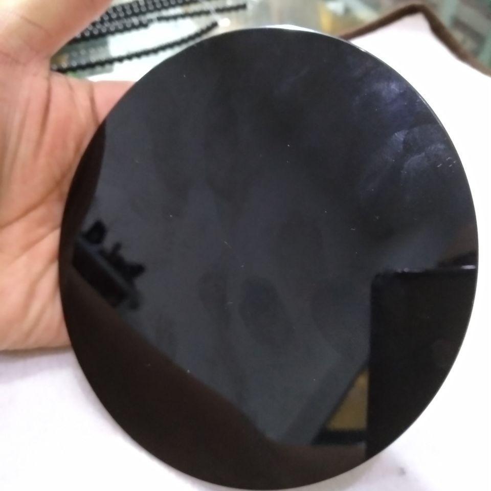 Mexicain obsidienne fumer miroir pierre disque Tezcatlipoca mexique aztèque Maya