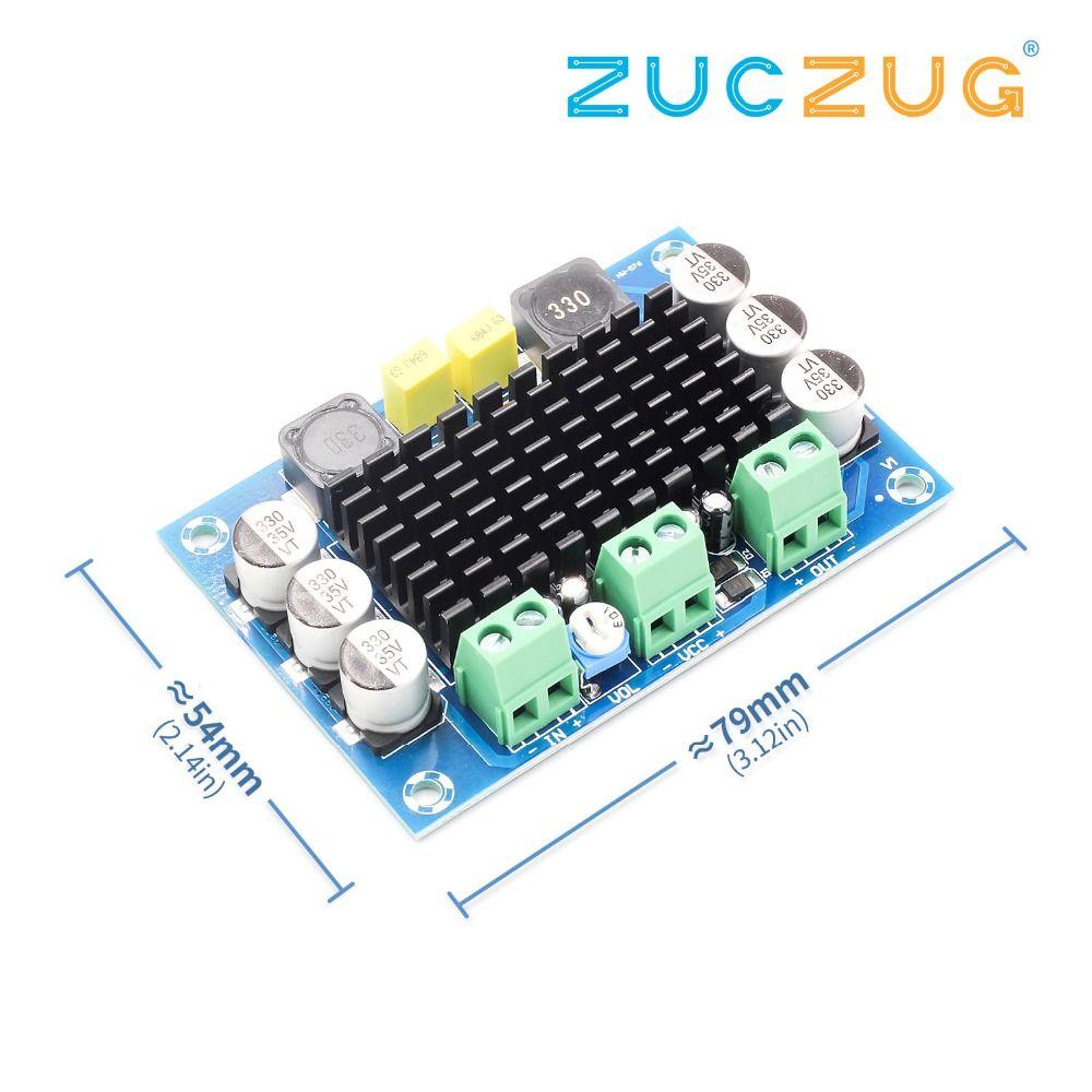 TPA3116D2 Digital Audio Amplifier Board Mono 100W Amplifiers DC12-26V Amplificador DIY