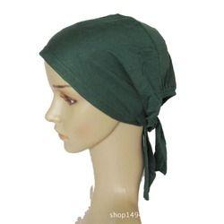 45 colores cubierta completa algodón musulmán hijab Cap islámica Head wear sombrero underscarf bone Bonnet turco Bufandas musulmán cimera