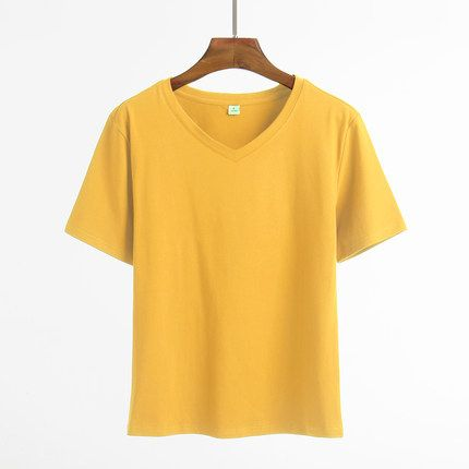2018 new fashions summer wear students' loose fitting cartoon design round neck