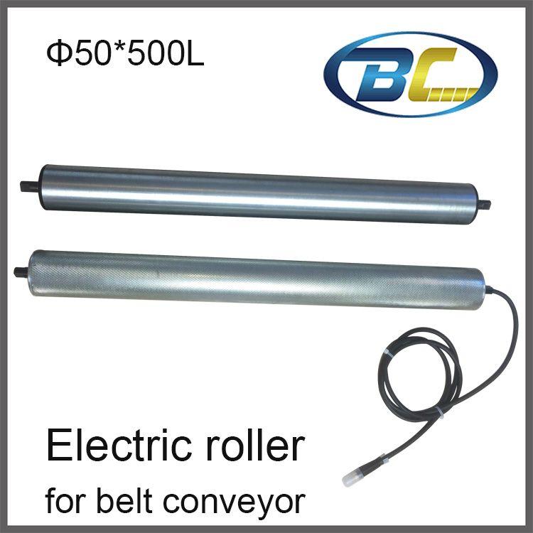 Factory  supply DC 24V Belt Conveyor Drum Motor, Diameter 48.6, 50, 57, 60, 76, 113mm, power 30w 60w 100w 90w and customized