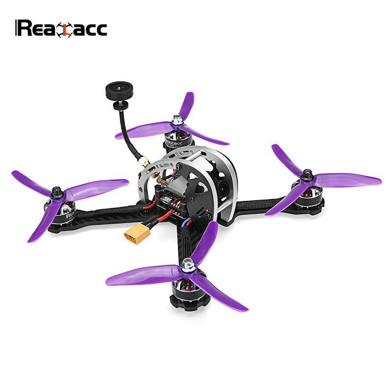 Realacc Real5 215MM FPV Racing Drone PNP W/ BETAFLIGHT F4 25/200/600mW VTX 800TVL Camera RC Quadcopter VS Eachine X220S X220