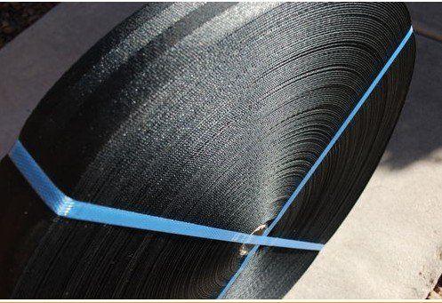 30 meters Roll Seat Belt Webbing Safety Strap BLACK Color  4.8cm Wide 5 Bars