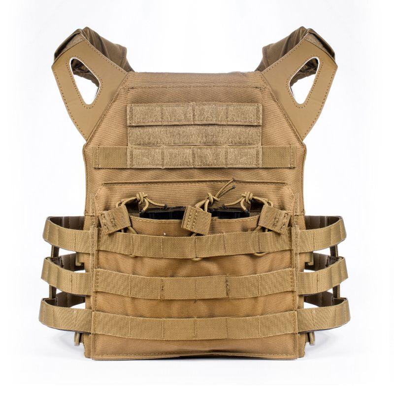 Militärische Taktische Plate Carrier Ammo Chest Rig GPA Weste Airsoftsports Paintball Getriebe Körper Rüstung