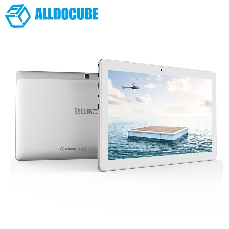 ALLDOCUBE Cube U83 iplay10 Tablet PC 10.6 Inch 1920 x 1080 IPS Android 6.0 Tablet MTK MT8163 Quad Core 2GB/32GB GPS Rom HDMI