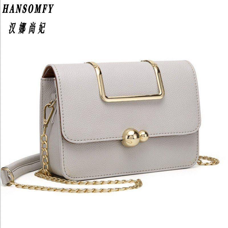100% Genuine leather Women handbags 2017 New high quality women bag fashion wild lady Messenger bag shoulder bag handbag