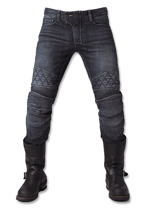 Free shipping 2017 UGLYBROS Guardian ubp09 jeans motorcycle protection pants men moto pants with detachable protector