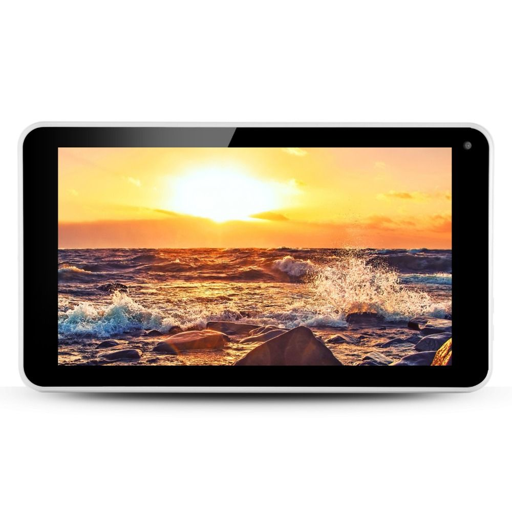 Aoson M751S-B 7 zoll HD Android Tablet PC Quad Core Allwinner A33 512 Mt/8G Dual Kameras Android 4.4 wifi bluetooth kinder freiheit