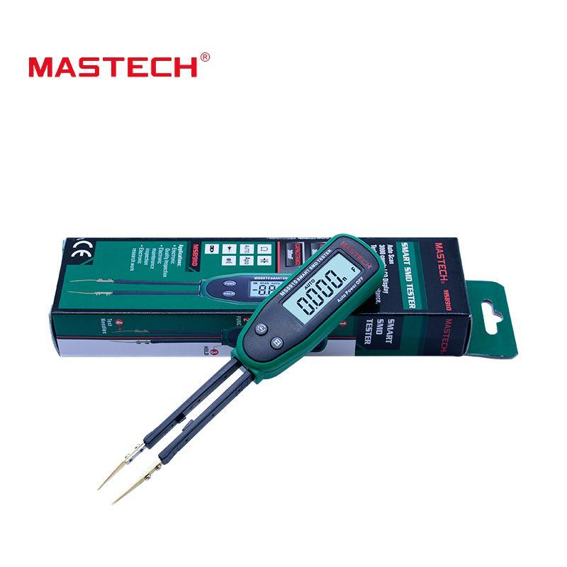 Multimètre MS8910, affichage d'affichage à cristaux liquides de 3000 comptes, balayage automatique, gamme automatique