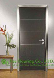 Алюминиевые офисные двери для продажи, алюминиевые офисные двери интерьера с водонепроницаемостью межкомнатные офисные двери