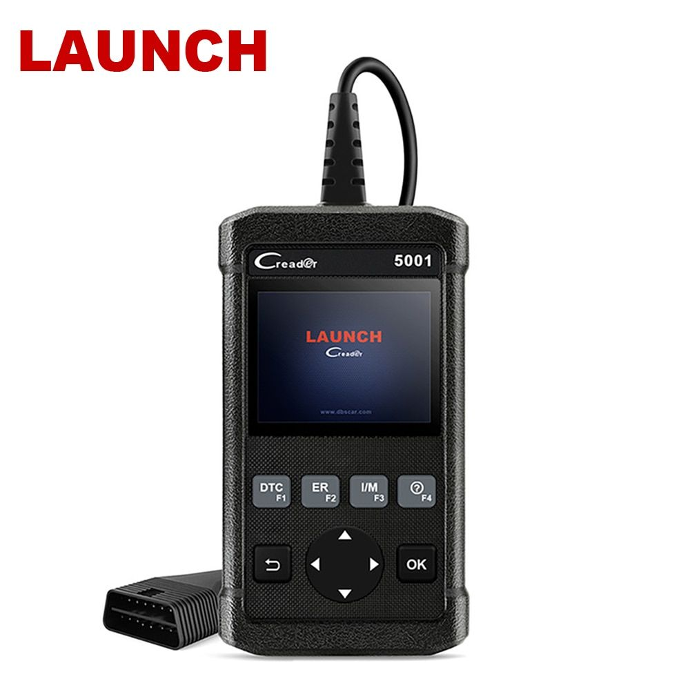 Lancement X431 CR5001 OBD2 Scanner moteur lecteur de Code ODB2 voiture outil de Diagnostic mise à jour gratuite prise en charge complète OBD2 Scanner automobile