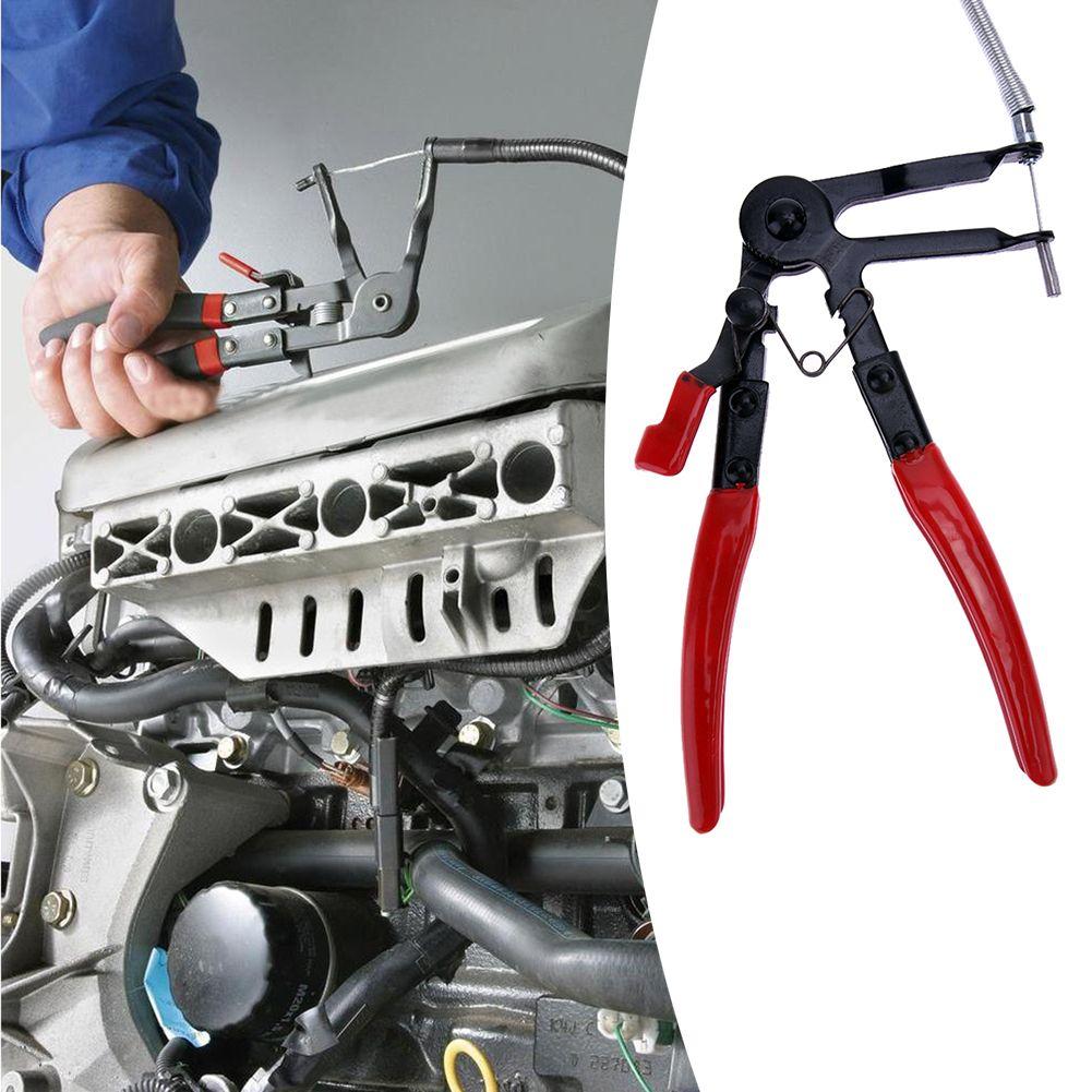 Pince de serrage automatique pince de serrage Type de câble outil fil Flexible longue portée pour les réparations de voiture pince de serrage pince de retrait outil à main