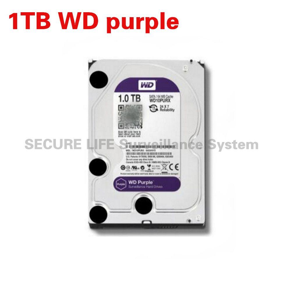 Wd10purx 1 ТБ WD purple диск HDD 3.5