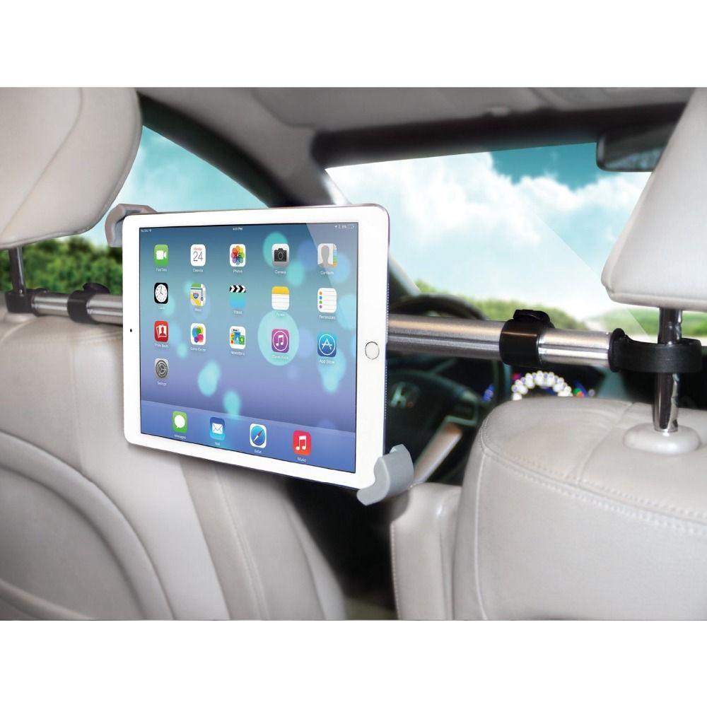 Neue Universal 7-10,1 auto Rücksitz Kopfstütze Montieren Tablette Unterstützung Halter Ständer Für alle marken der tabletten mit freies geschenk