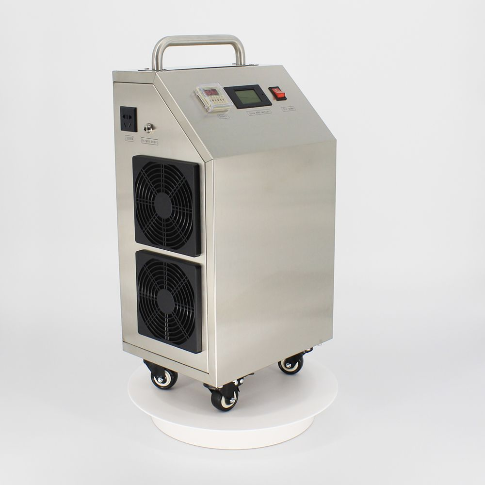 Pinuslongaeva H1 Movable 304 stainless steel Swimming pool ozone machine water disinfection machine for water air treatment