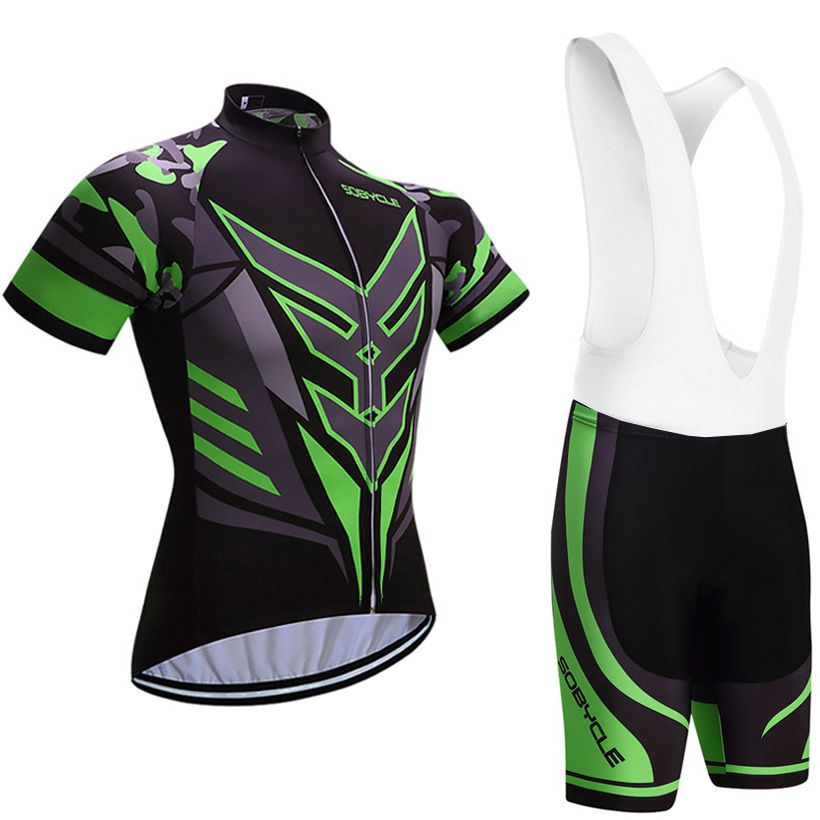 Tour De France Season brand Stripes pro cycling jersey 9D gel pad bike shorts set Ropa Ciclismo summer bicycling Maillot wear