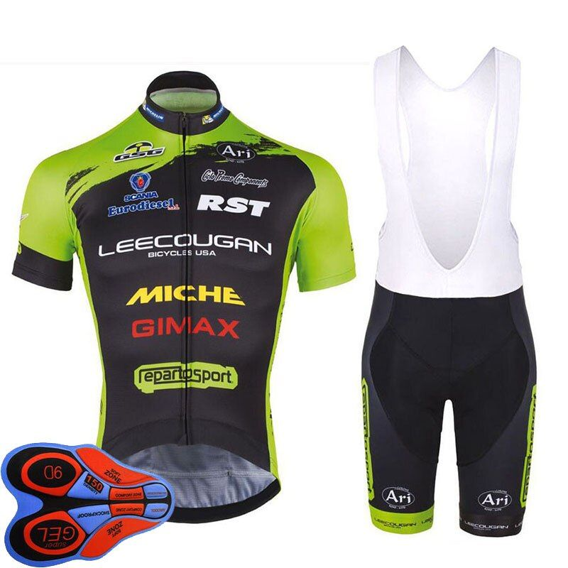 2017 Jersey +Bib Shorts cycling jersey ropa ciclismo hombre bike mtb sport cycling clothes China maillot ciclismo bicycle clothi